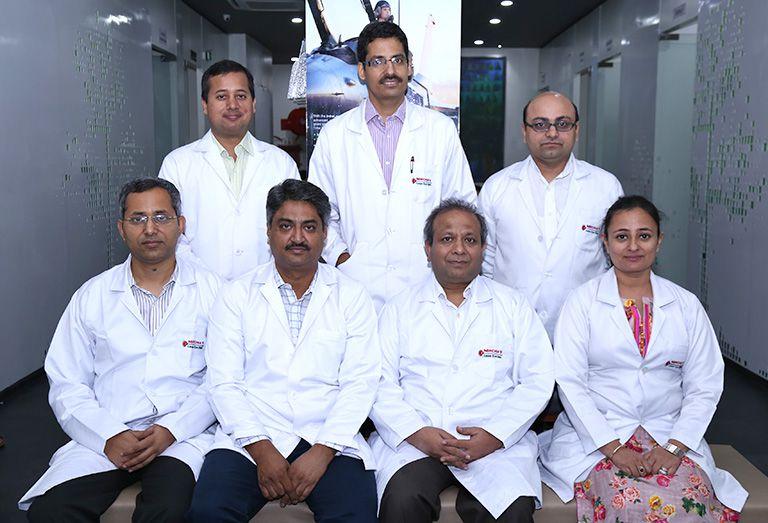 eye specialist Team